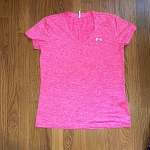 Under Armour V-neck Workout Top